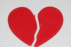 My broken heart ❤️ (Chandana Witharanage) Tags: srilanka southasia macromondays red brokenheart tabletop canoneos7d ef100mmf28lmacroisusm photographybychandanawitharanage