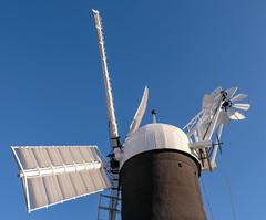 Holgate Windmill, November 2019 - 05
