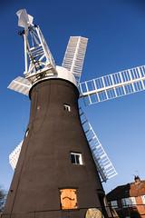 Holgate Windmill, November 2019 - 07