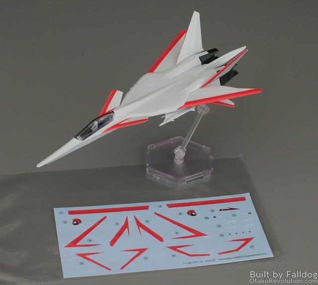 Kotobukiya Ace Combat 15 by Judson Weinsheimer