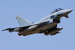30+86 EF2000 Eurofighter F-2000A Typhoon  TLP 21-09-16 (Antonio Doblado) Tags: 3086 ef2000 eurofighter f2000a typhoon tlp albacete aviation aviacion aircraft airplane fighter