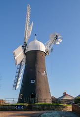 Holgate Windmill, November 2019 - 01