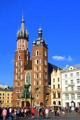 Beautiful Krakow (Alan1954) Tags: krakow church poland holiday 2019