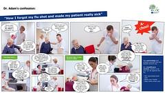 Flu photocomic ECDC (ECDC_EU) Tags: flu ecdc influenza photocomic public health