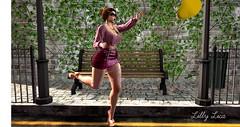 [A] Alexa Outfit (lilicat73lica) Tags: sl secondlife fashion outfit avatar virtualworld backdrop baloon fun