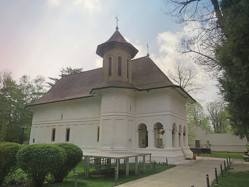 St. George Church @ Mogoşoaia Palace #36