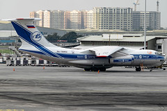 Volga Dnepr Airlines - Ilyushin IL-76TD-90VD / RA-76952 @ Manila (Miguel Cenon) Tags: vdail76 volga volgail76 volgadnepr ra76952 rpll airplane airplanespotting apegroup appgroup airport aircraft aviation planespotting ppsg philippines plane manila nikon naia d3300 wings wing window widebody widebodyjet wheel wide cargo cargoplane cargojet ilyushin ilyushinmanila ilyushinil76 quadengine russia russian russianjet