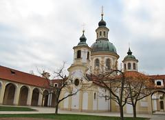 Kostel Panny Marie Vítězné(1) (ondras brabec) Tags: kostel panny marie vítězné bílá hora břevnov praha