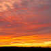 Sunset - Wimborne - 2nd December 2019