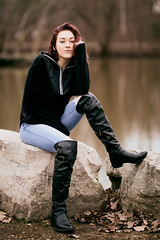 Alyssa Lifestyle in the Park (Ray Akey - Photographer) Tags: