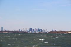 Boston Skyline from Hull (Stephen St-Denis) Tags: hull massachusetts bostonskyline massachusettsbay