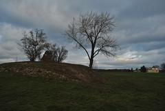 pamatník na Bílé Hoře (ondras brabec) Tags: památník bílá hora 1620 hvězda břevnov praha