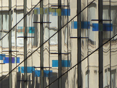11/29/19 10:47 (joncosner) Tags: stars4 2019 abstracts california glass reflections sanfrancisco sfbayarea soma