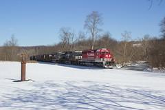 RJC-1 - La Jose (Eric_Freas) Tags: rj corman rjc1 la jose norfolk southern cresson coal train pennsylvania pa