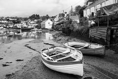 Noss Mayo (brwestfc) Tags: noss mayo devon estuary sea seaside village boats water reflection