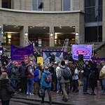 UCU rally Glasgow