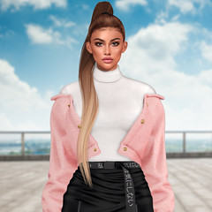 Joico ponytail fitted (sirengraph.sl) Tags: slavatar secondlifeavatar slfashion secondlifephoto slhairstyle skinapplier slphoto