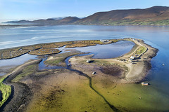 Cromane Point, Kerry (Sean Hartwell Photography) Tags: cromane point kerry ireland sea iveragh peninsula wildatlanticway drone aerial dji phantom4