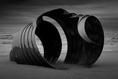 Marys Shell (aidy14) Tags: beach blackpool cleveleys lancashire sea seaside