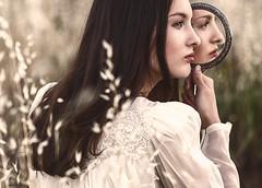 Mirror Mirror ({jessica drossin}) Tags: jessicadrossin wwwjessicadrossincom face mirror reflection