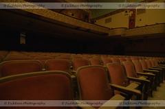 Prime Seating (ficktionphotography) Tags: abandoned abandonedtheater urbex abandonedpennsylvania abandonedbuilding abandonedplace urbanexploration abandonedworld discardedbutnotforgotten abandonedseekers