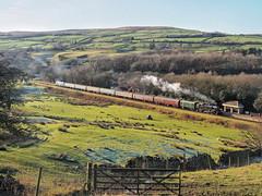 80097 arriving Irwell Vale 01-12-19 (Robin Patrick's Trains) Tags: 80097 east lancs railway irwell vale santa special