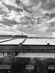 Mechelen Railway Station IV (CloudBuster) Tags: malines mechlin mechelen belgium belgië la belgique railway station treinstation public transport openbaar vervoer nmbs perron platform spoor wachten waiting trein treinen tijd time