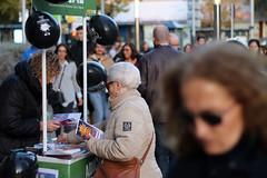Movilizaciones contra el 'Black Friday' (ADICAE) Tags: adicae aicar asociación usuarios consumidores consumo blackfriday cibermonday defensa prevención información calle movilización