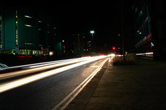 Lights past the IC (morphashark) Tags: longexposure night lights lowlight