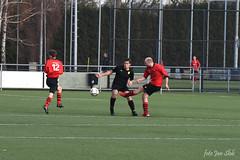 DSC_8228b (zondag 9) Tags: vvnieuwerkerk zondag9 seizoen20192020 voetbal netherlands holland uittegennockralingen3 27