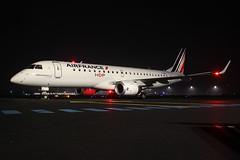 Embraer 190-100STD Air France HOP F-HBLO (Niko Hpx) Tags: embraer190100std 190100std 190std e190 embraer190195 embraer airfrancehop airfrance hop fhblo prehc msn770 cn770 gecf3410e5 ge generalelectric cf3410e5 lfrn rns rennessaintjacques rennes