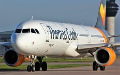 G-TCDA (AnDyMHoLdEn) Tags: thomascook a321 egcc airport manchester manchesterairport 23l