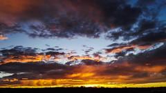 evening sky / @ 5 mm / 2019-03-07 (astrofreak81) Tags: explore clouds sunset sun wolken sonnenuntergang sonne sky himmel heaven light dawn redsky evening abend red orange dresden 20190307 astrofreak81 sylviomüller sylvio müller