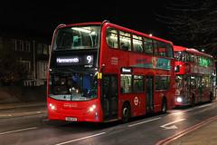 Rare Working: Route 9, London United, ADH45014, SN60BYK (Jack Marian) Tags: route9 londonunited adh45014 sn60byk alexander alexanderdennis alexanderdennisenviro400hhybrid enviro enviro400hybrid enviro400h aldwych hammersmith kensington buses bus london rareworking
