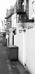 The rear (phil da greek) Tags: blackwhite uk northyorkshire ramshill scarborough