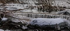 Ice Maidens Comb (A.Koponen) Tags: canon eosr rf24105mmf40 ice snow water lake kuopio suomi finland kallavesi nature naturephotography icesculpture luonto artisticphotography myvision