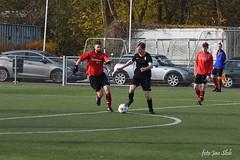 DSC_8177b (zondag 9) Tags: vvnieuwerkerk zondag9 seizoen20192020 voetbal netherlands holland uittegennockralingen3 27