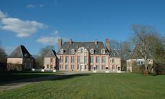 Château du Theil à Valailles (Eure) (Feldpost 14) Tags: 27 eure valailles letheil château