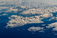 Approaching the artic land (FVillalpando) Tags: aerial landscape ice artic sea climate change blue texture nature ngysa ngysaex