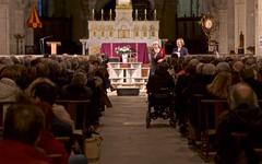 Concert de Noël du Madrigal de Nîmes au bénéfice du CEC de Clarensac - IMBF9846 (6franc6) Tags: cec cathédrale nîmes notredameetsaintcastor chorale concert orgue chant noël occitanie languedoc nîmes gard 6franc6 2019
