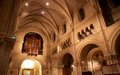 La Cathédrale de Nîmes Notre-Dame-et-Saint-Castor - IMBF9979 (6franc6) Tags: cec cathédrale nîmes notredameetsaintcastor chorale concert orgue chant noël occitanie languedoc nîmes gard 6franc6 2019