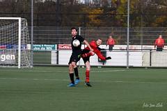 DSC_8206b (zondag 9) Tags: vvnieuwerkerk zondag9 seizoen20192020 voetbal netherlands holland uittegennockralingen3 27