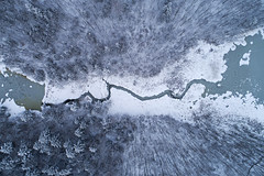 SCA (Matt Champlin) Tags: sca drone aerial hike hiking adventure snowshoeing outdoors peaceful canon dji winter snowday december snow cold 2019