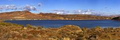 Virgin anticline and Quail reservoir, St George Utah (swissuki) Tags: anticline virgin mountain landscape largelandscape leeds hurricane stgeorge geology