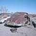 1946 buick. desert center, ca. 2019.