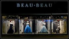 336/365 Fashion for the festive season! (B Ryder) Tags: sony a6300 1650mm lens ayr south ayrshire scotland uk street photography lights shops