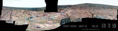 Spirit Rover [MER-A] Sol(s)  578  to  586  Panorama (Flickr) (TerraForm Mars) Tags: mars nasa schiaperellicrater crater hirise mro esa space solarsystem redplanet martianlandscape spirit msl opportunity rover