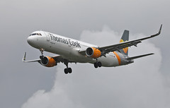 Man Down (crusader752) Tags: thomascook airbus a321 gtcdg gatwick