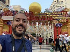 Macau, SAR, October 2019