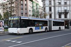 Autobus articulé MAN Lion's City en service sur la ligne 201. © Marc Germann (Marc Germann) Tags: trolleybus naw bt25 autobusvanhoolnewag300 vanhool ag300t remorque retrobusléman retrobus bus convois sbbcffffs trains fbw nawhesssiemens naw2 scania man retro historique historic ligne201 ligne6 ligne7 chateau autobus ligne19 transportspublics transport transportspublicslausannois vmcv veveymontreuxchillionsvilleneuve